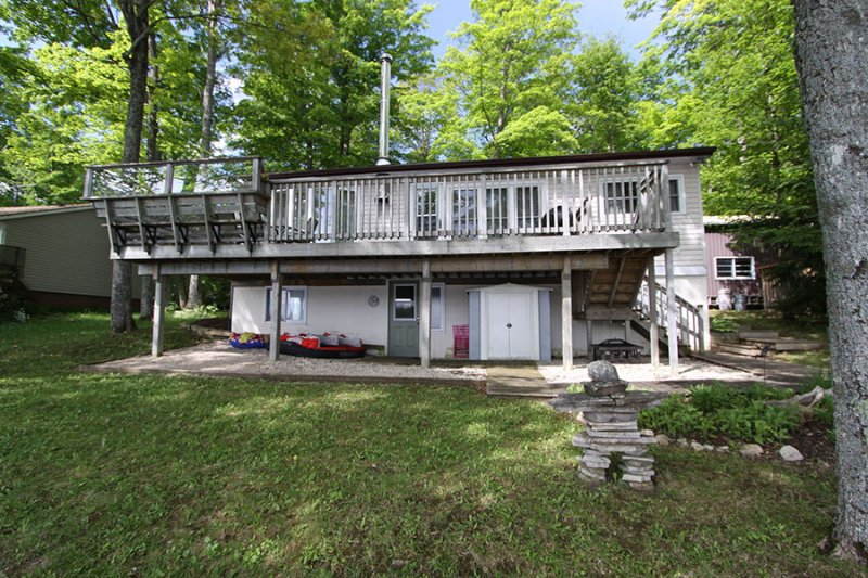 Lake Eugenia cottage (#763) - Image 1 - Ontario - rentals