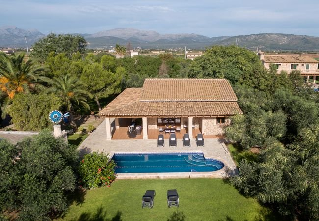 4 bedroom Villa in Ca´n Picafort, Baleares, Mallorca : ref 2306467 - Image 1 - Sa Pobla - rentals