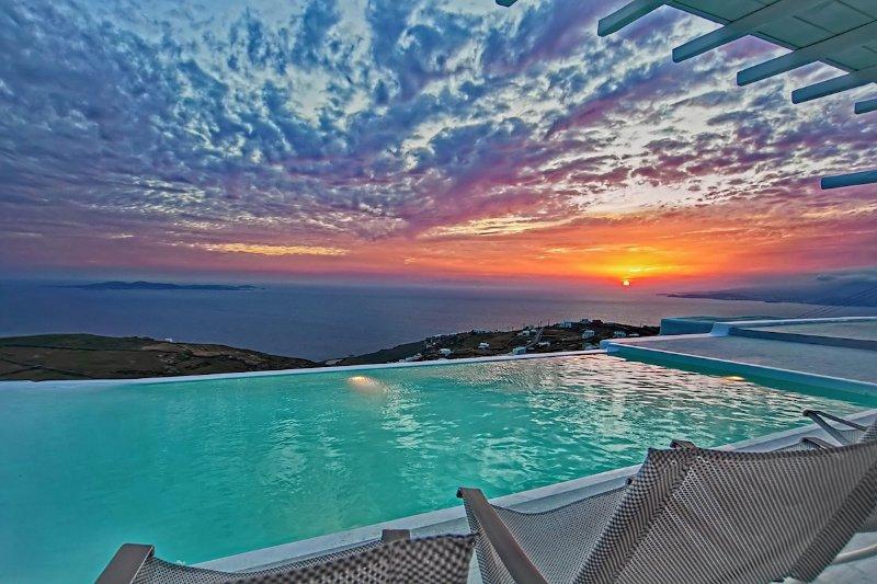 Aegean Blue Villa - Aegean Blue Villa - Mykonos - rentals