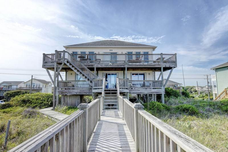 OUR BEACH HOUSE - Image 1 - Topsail Beach - rentals