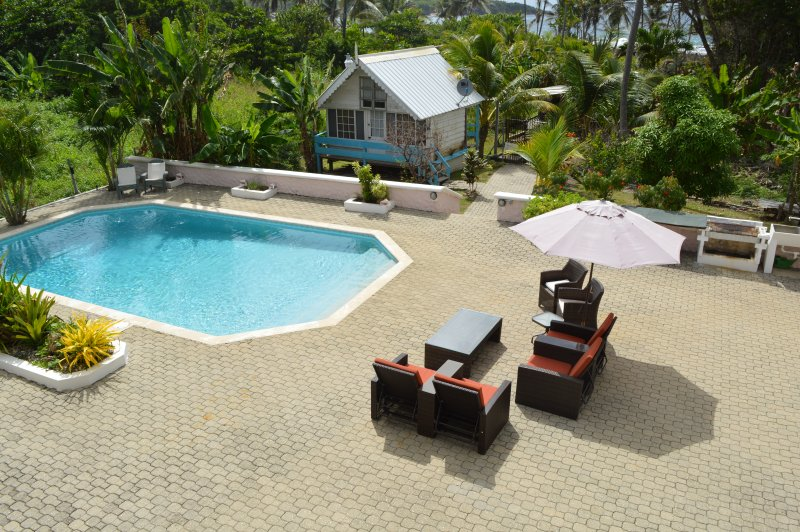 Your paradise awaits - Casa Delamar Ocean Front Villa in Beautiful Tobago - Scarborough - rentals