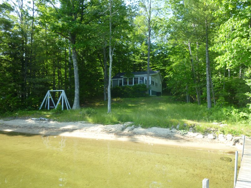 Lake Winnisquam Waterfront Vacation Rental - Image 1 - Meredith - rentals
