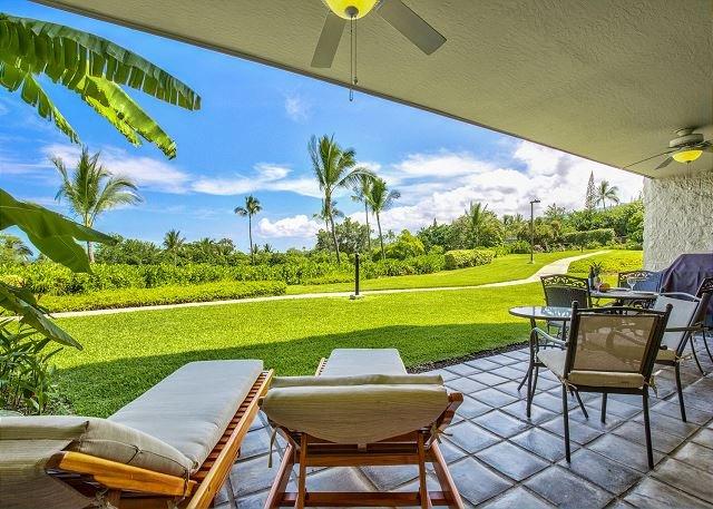Spacious Lanai - Keauhou Punahele B102 - Kailua-Kona - rentals