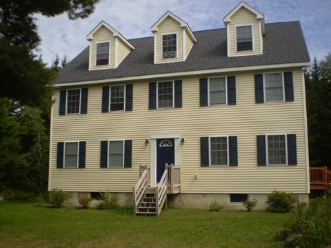 Home Front View - 2B, Large home at Acadia National Park's backdoor! - Southwest Harbor - rentals