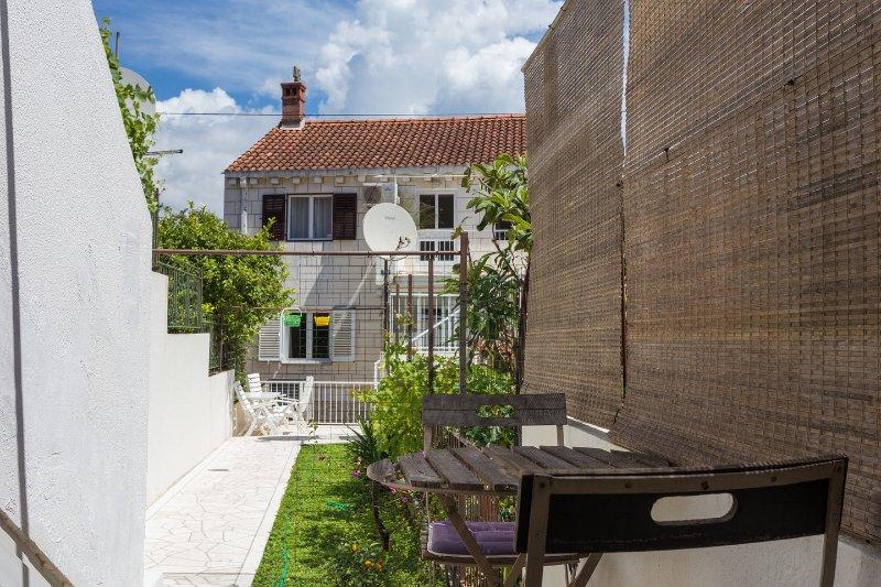 Terrace - Quiet Studio for Two - Dubrovnik - rentals