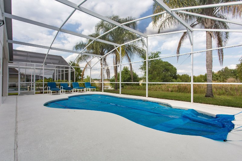 The Pool - Wow! 4 Bed villa - Bridgewater, Davenport - Davenport - rentals