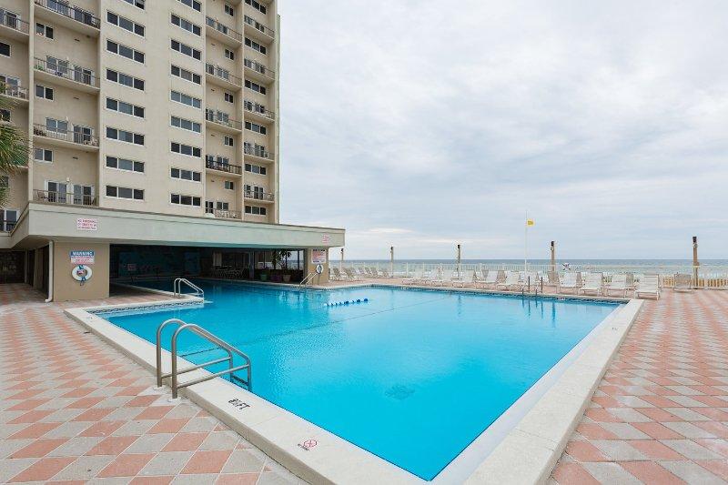 The Pool - Luxury Condo-Stunning Gulf Views Sugar White Sand - Panama City Beach - rentals