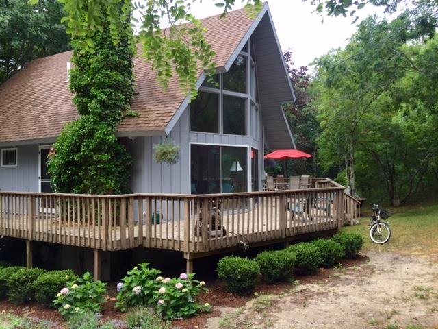 3 Bedroom A-Frame Near Wellfleet Center - Image 1 - Wellfleet - rentals