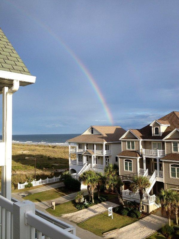 3 bedroom 3 bath villa fantastic ocean views - Image 1 - Ocean Isle Beach - rentals