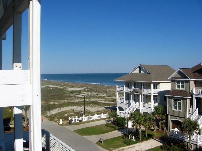 $200 OFF ALL REMAINING SUMMER WEEKS!!  SPECTACULAR VIEWS OF THE ATLANTIC - Image 1 - Ocean Isle Beach - rentals