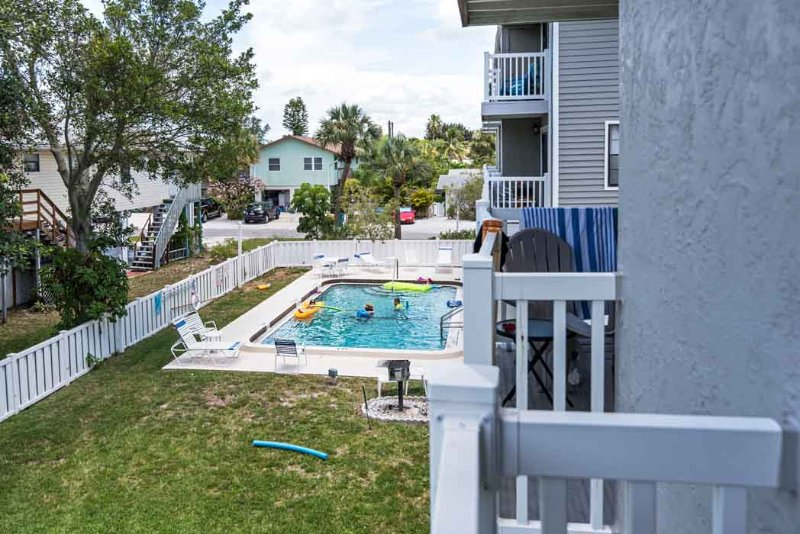 Pool - Fountain Head 6 - Holmes Beach - rentals