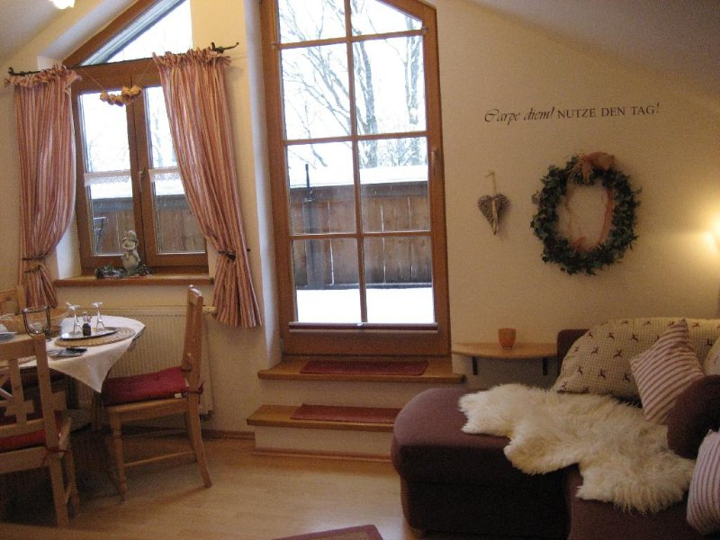 Vacation Apartment in Lenggries - 409 sqft, pure nature, very quiet and centrally located, non-smoking… #30 - Vacation Apartment in Lenggries - 409 sqft, pure nature, very quiet and centrally located, non-smoking… - Lenggries - rentals
