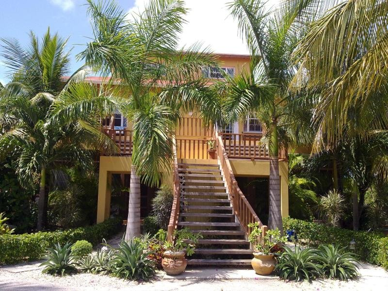 Villa Maria is on the lower level to the right.  - Villa Maria in Grace Bay - Providenciales - rentals