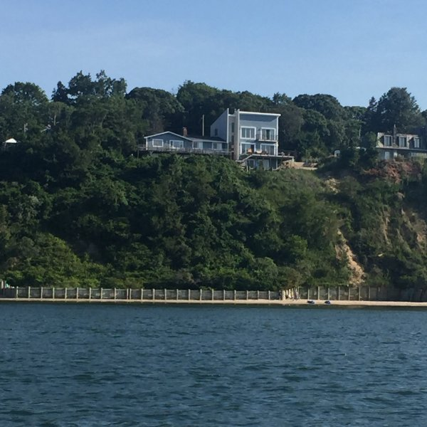 View From Sea - Waterfront Beach House - Long Island North Shore - Sound Beach - rentals