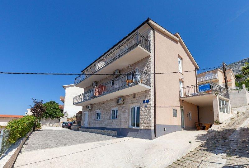 house - 8186  A3 veliki(4+2) - Stanici - Stanici - rentals