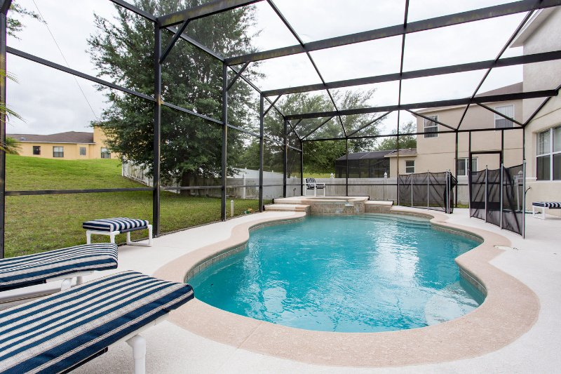 The Pool - Exec. 4 Bed, 3.5 Bath - Legacy Park - Davenport - rentals