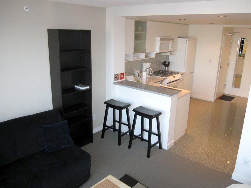 Rent Vancouver downtown studio apartment - Image 1 - Vancouver - rentals