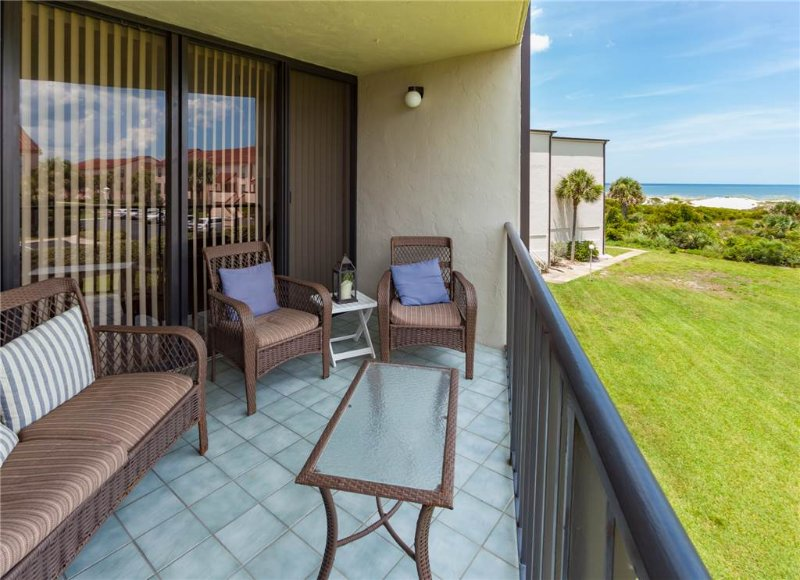 Captains Quarters 204, 2 Bedroom, Ocean View, 2 Elevators, Pool, Sleeps 4 - Image 1 - Saint Augustine - rentals