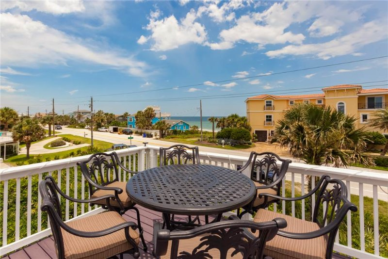 Coastal View, 4 Bedrooms, Ocean View, Pet Friendly, Sleeps 10 - Image 1 - Saint Augustine - rentals