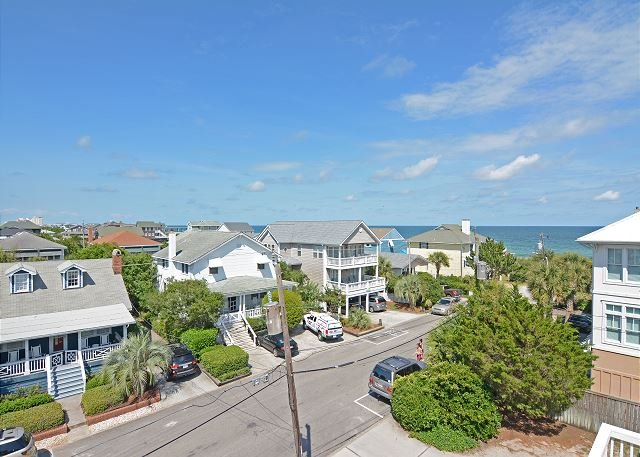 Girman - Ocean view - Girman-Beautifully furnished townhouse with nice ocean views, close to beach - Wrightsville Beach - rentals