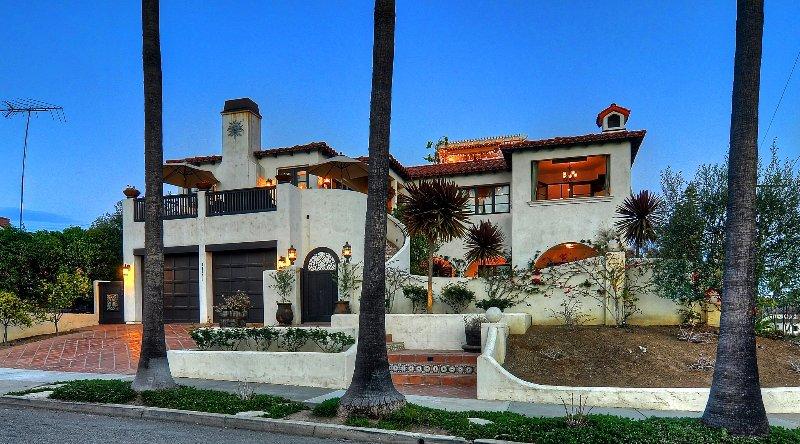 Dana Point Spanish style mansion just blocks from the beach. - Spanish Style Luxury Villa with Ocean Views! - Dana Point - rentals