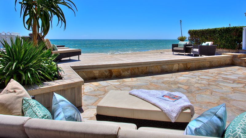 Welcome to your beach front home in Dana Point, CA! - Luxury Beach Front Property in Capo Beach - Dana Point - rentals