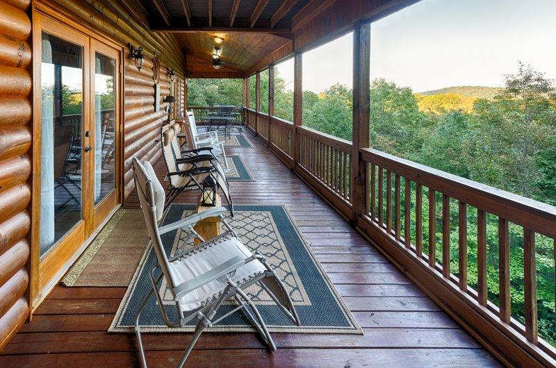 The Blue-Jay Cabin - The Blue-Jay Cabin - Blue Ridge - rentals