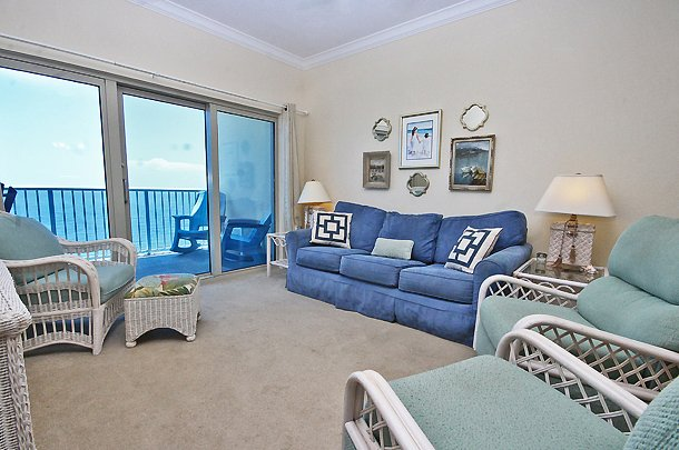 Crystal Tower 1605 - Image 1 - Gulf Shores - rentals