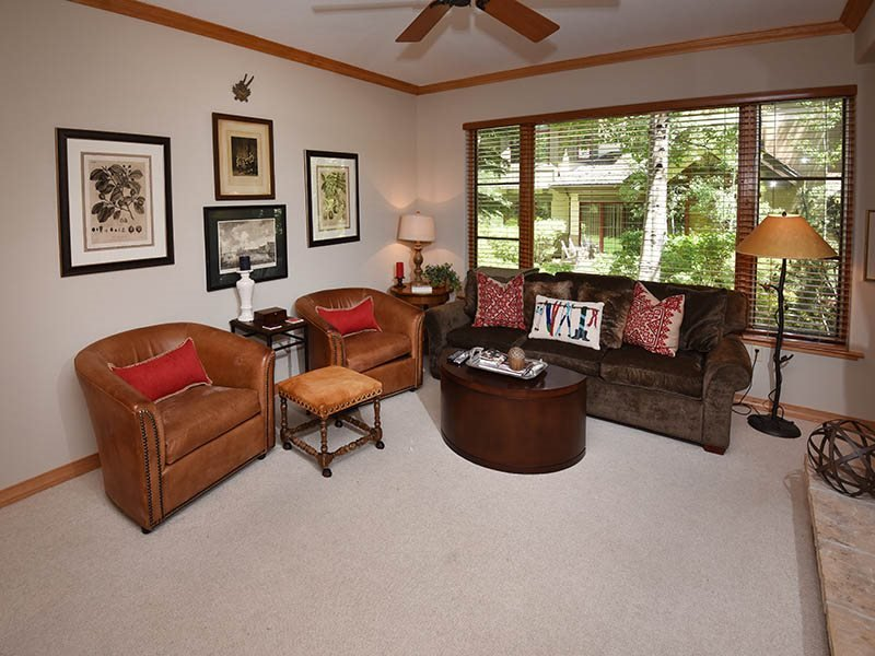 Enjoy true Ski-In Ski-Out from this beautiful vacation condo in Arrowhead Village. - Image 1 - Beaver Creek - rentals