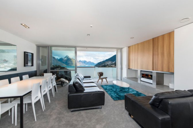Brilliant Central Location - Image 1 - Queenstown - rentals
