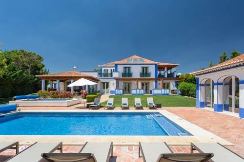 Villa Eska, Four Bedroom Rate - Image 1 - Olhos de Agua - rentals
