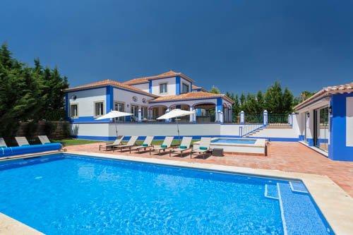 Villa Milho, Three Bedroom Rate - Image 1 - Olhos de Agua - rentals