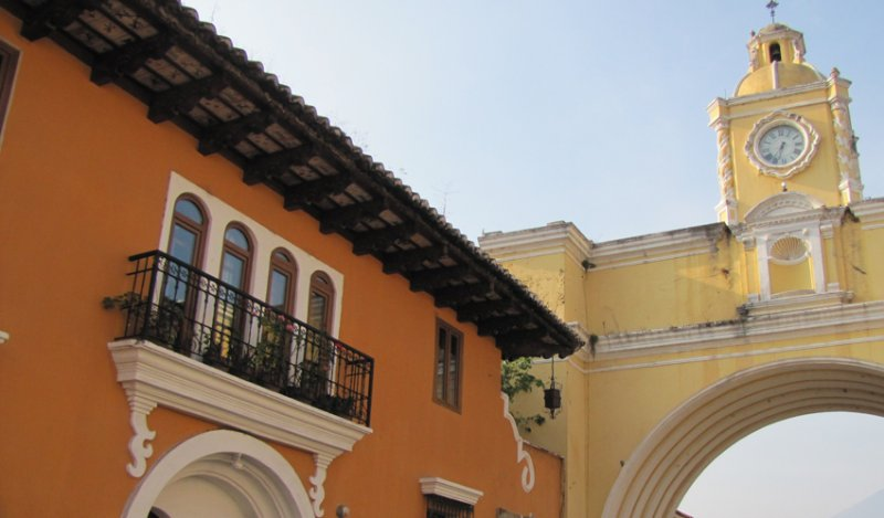 Casita del Arco - Image 1 - Antigua Guatemala - rentals