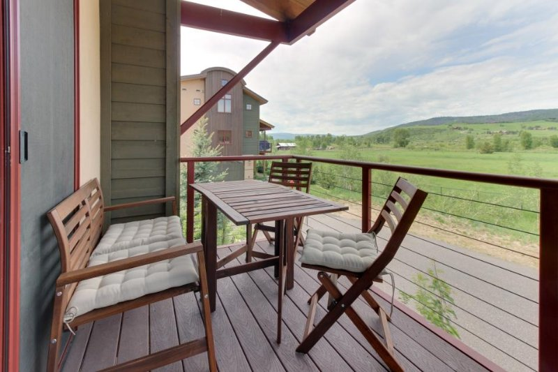 New townhome for the whole family close to skiing and the river - Image 1 - Steamboat Springs - rentals