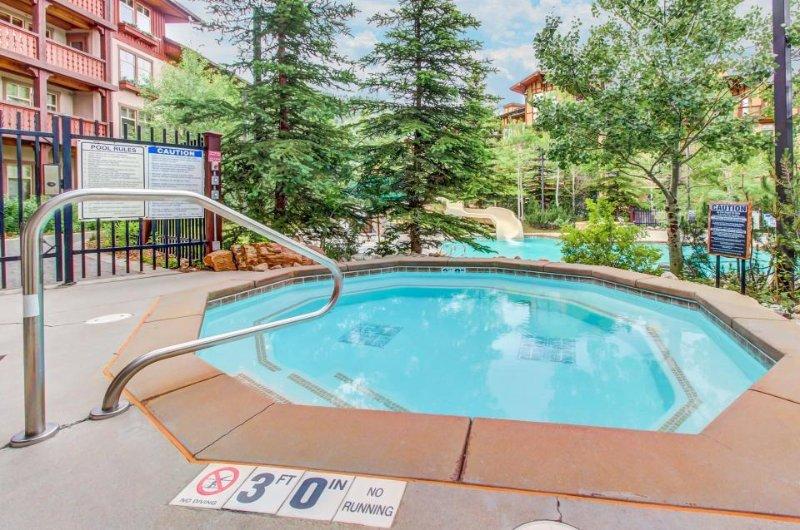 Cozy ski-in/out condo w/ Club Solitude access - shared hot tub, pool & more! - Image 1 - Solitude - rentals