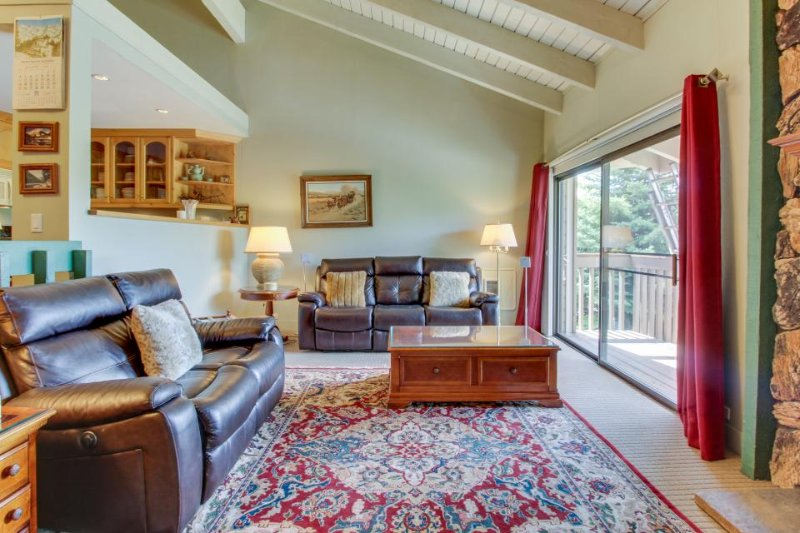 Spacious, rustic condo near Baldy & Dollar Mountain - bike paths nearby! - Image 1 - Sun Valley - rentals