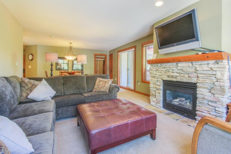 Ski-in/out condo w/access to Club Solitude - pools, hot tubs, & more! - Image 1 - Solitude - rentals