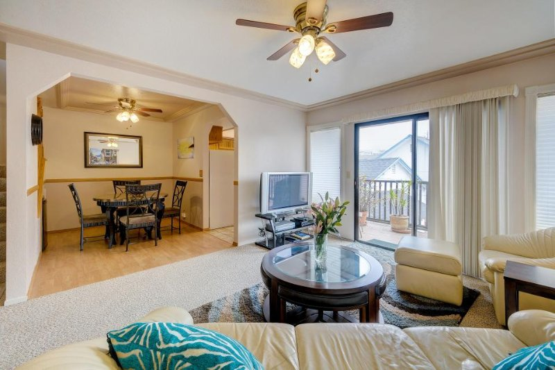 Cozy condo in the heart of Pismo w/ entertainment, walk to beach/town! - Image 1 - Pismo Beach - rentals