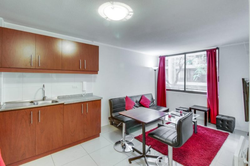 Modern condo w/ shared fitness center, near bus stops. Dogs ok! - Image 1 - Santiago - rentals