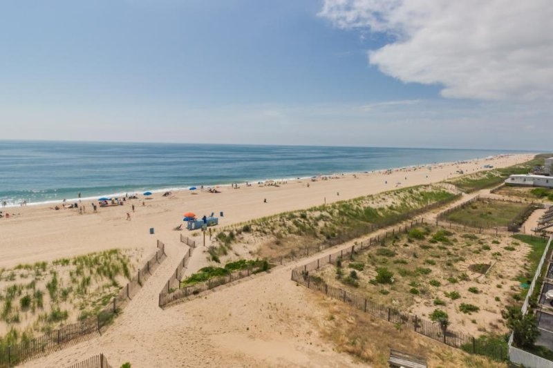Cozy and spacious oceanfront condo with spectacular views - Image 1 - Ocean City - rentals