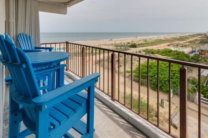 Beachside condo w/great ocean views - small dogs welcome! - Image 1 - Ocean City - rentals