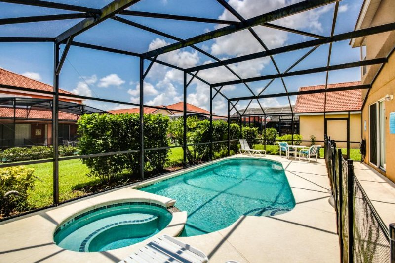Dreamy home w/ private pool & spa, close to Disney World! - Image 1 - Davenport - rentals