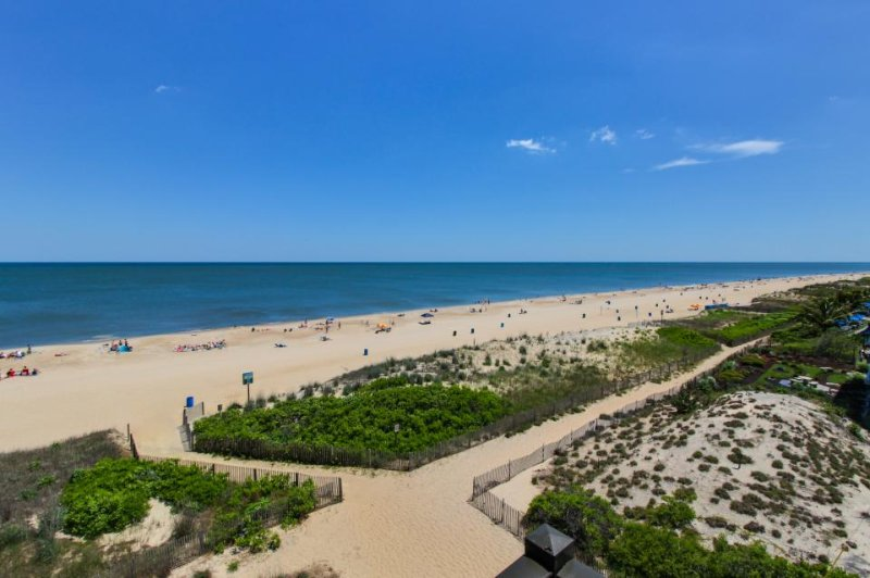 Sparkling oceanfront condo w/ balcony and incredible view - Image 1 - Ocean City - rentals