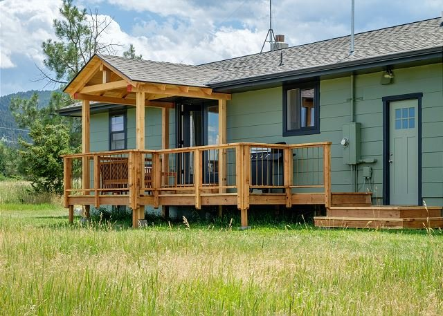 Hyalite Creek Hideaway - New listing South of Bozeman! - Image 1 - Bozeman - rentals