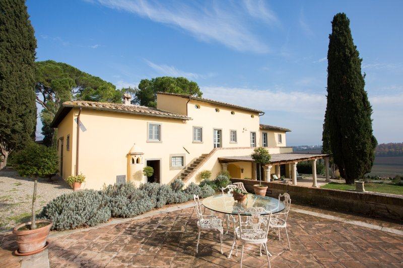 Villa Cortona - Luxury villa with private pool - Image 1 - Cortona - rentals