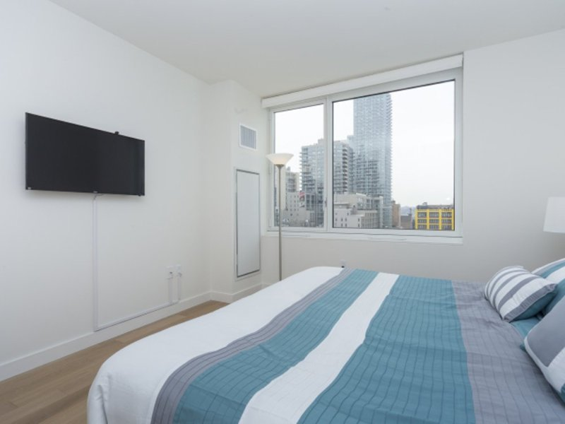 Furnished 1-Bedroom Condo at Ninth Ave & W 39th St New York - Image 1 - New York City - rentals