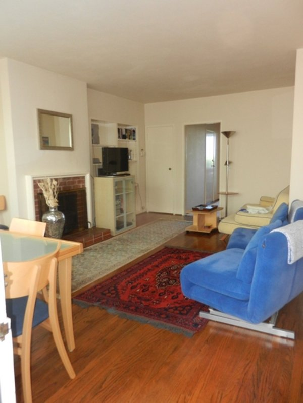 BEAUTIFUL AND VIBRANT 1 BEDROOM 1 BATHROOM CONDOMINIUM WITH A FABULOUS VIEW OF THE SEA - Image 1 - San Francisco - rentals