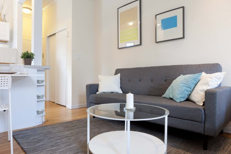 Furnished Studio Apartment at 3rd Ave & E 82nd St New York - Image 1 - New York City - rentals