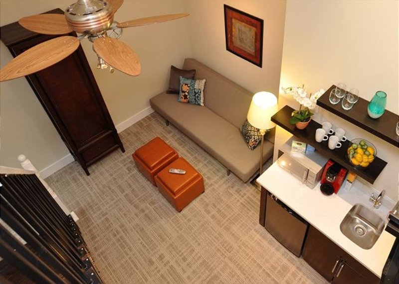 Modern Yet Stylish Loft Studio Apartment - Image 1 - Washington DC - rentals