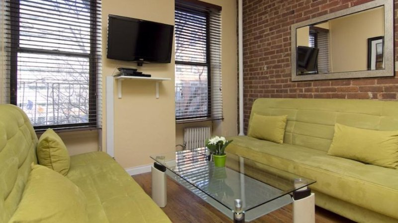 Great Choice - Beautiful 2 Bedroom, 1 Bathroom Apartment in New York - Image 1 - Weehawken - rentals